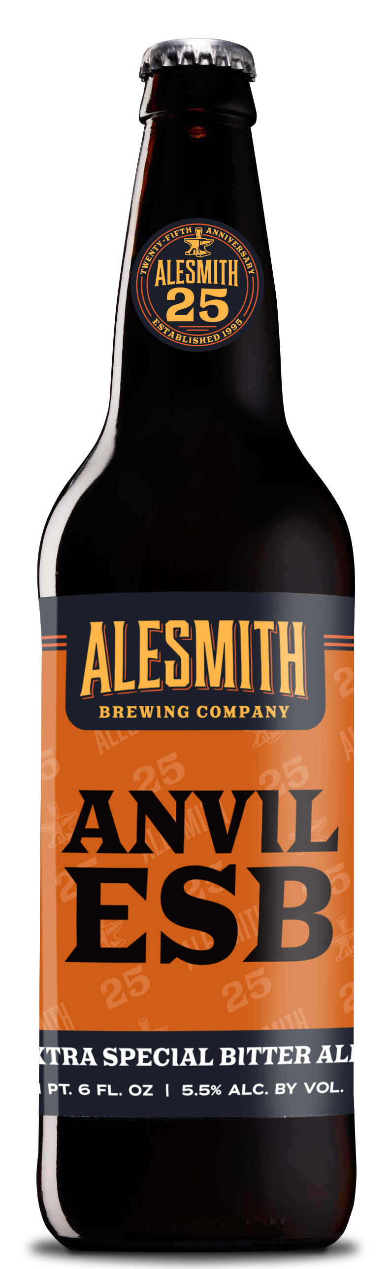 Anvil ESB (5.5% ABV) 22oz Bottle - Alesmith Brewing Company
