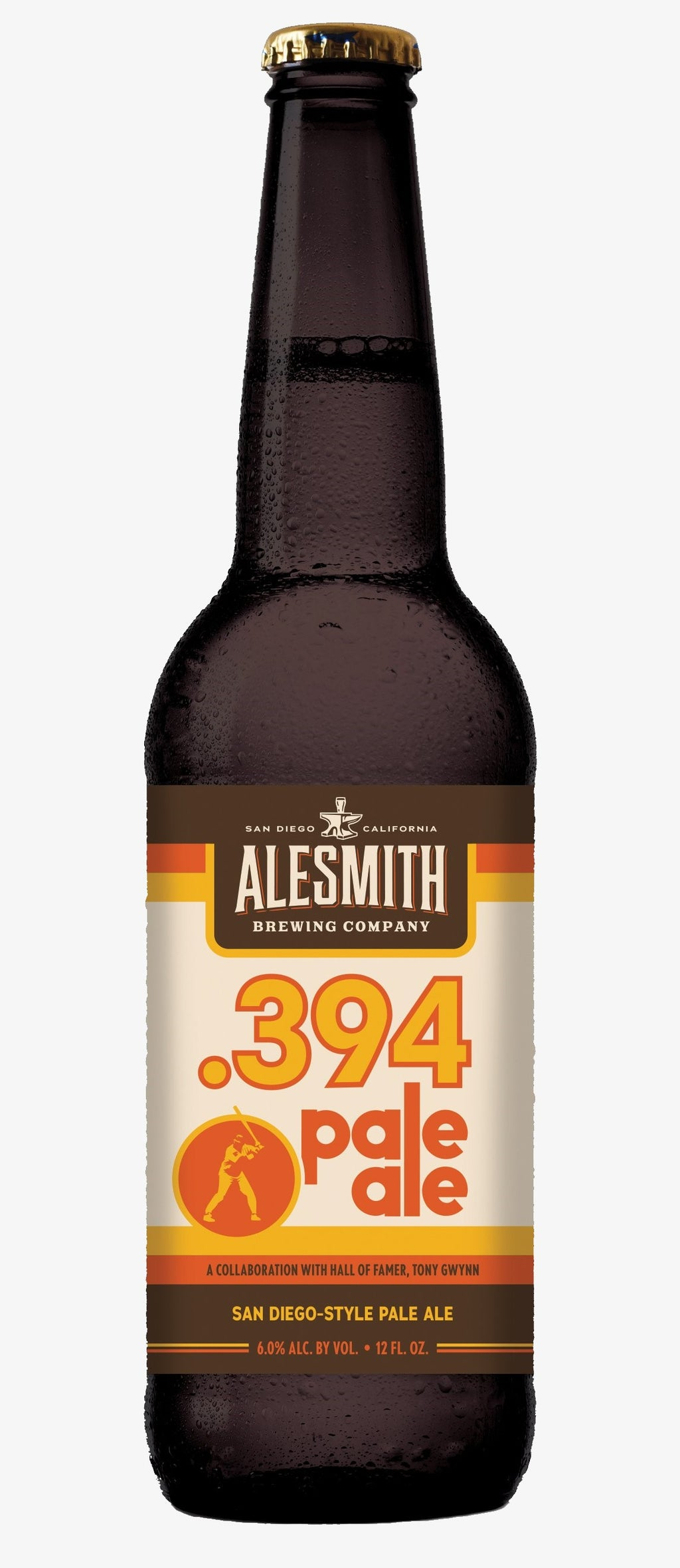 .394 San Diego Pale Ale (6% ABV) 12oz Bottles - Alesmith Brewing Company