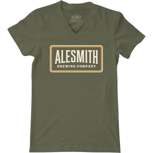 Forge Frame V-neck Tee - Alesmith Brewing Company