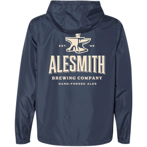 Hooded Windbreaker - Alesmith Brewing Company