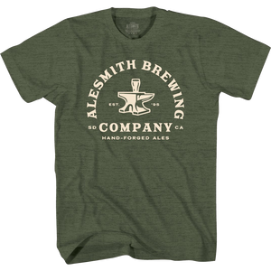 Green Arch Tee - Alesmith Brewing Company