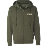 Load image into Gallery viewer, Zip-up Hoodie - AleSmith Brewing Co.