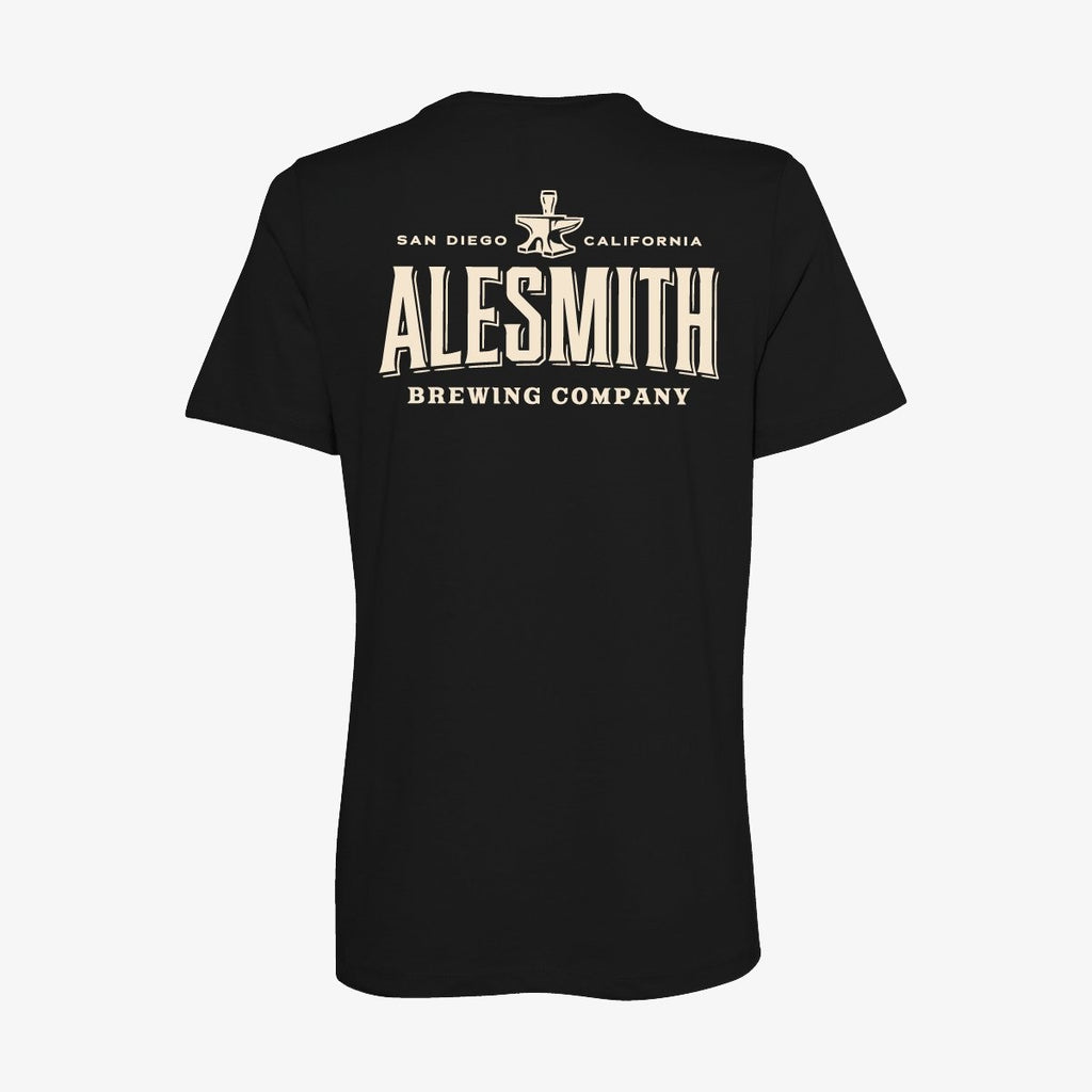 Women's AleSmith V-Neck - Alesmith Brewing Company