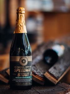 Barrel-Aged Speedway Stout: Mexican Cocoa Edition (2020, 13.6% ABV) - Alesmith Brewing Company