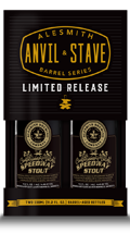 Load image into Gallery viewer, Barrel-Aged Old Numbskull (2020, 15.8% ABV) 2-Pack 330ml Bottles - Alesmith Brewing Company