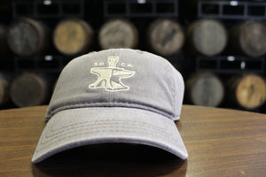 Vintage Anvil Dad Hat - Alesmith Brewing Company