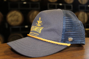 In The Navy Throwback hat - Alesmith Brewing Company