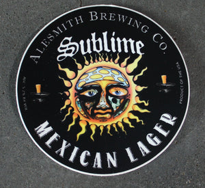 Sublime Sticker - Alesmith Brewing Co.