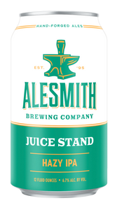 Juice Stand Hazy IPA (6.7% ABV) - Alesmith Brewing Co.