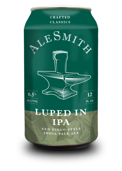 Luped In IPA (6.5% ABV) 12oz Cans - Alesmith Brewing Company