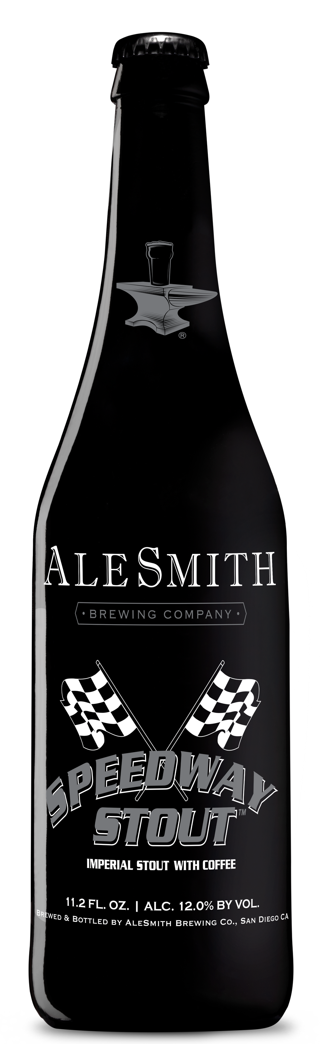 Speedway Stout (12% ABV) 4-Pack 330ml Bottles - AleSmith Brewing Co.