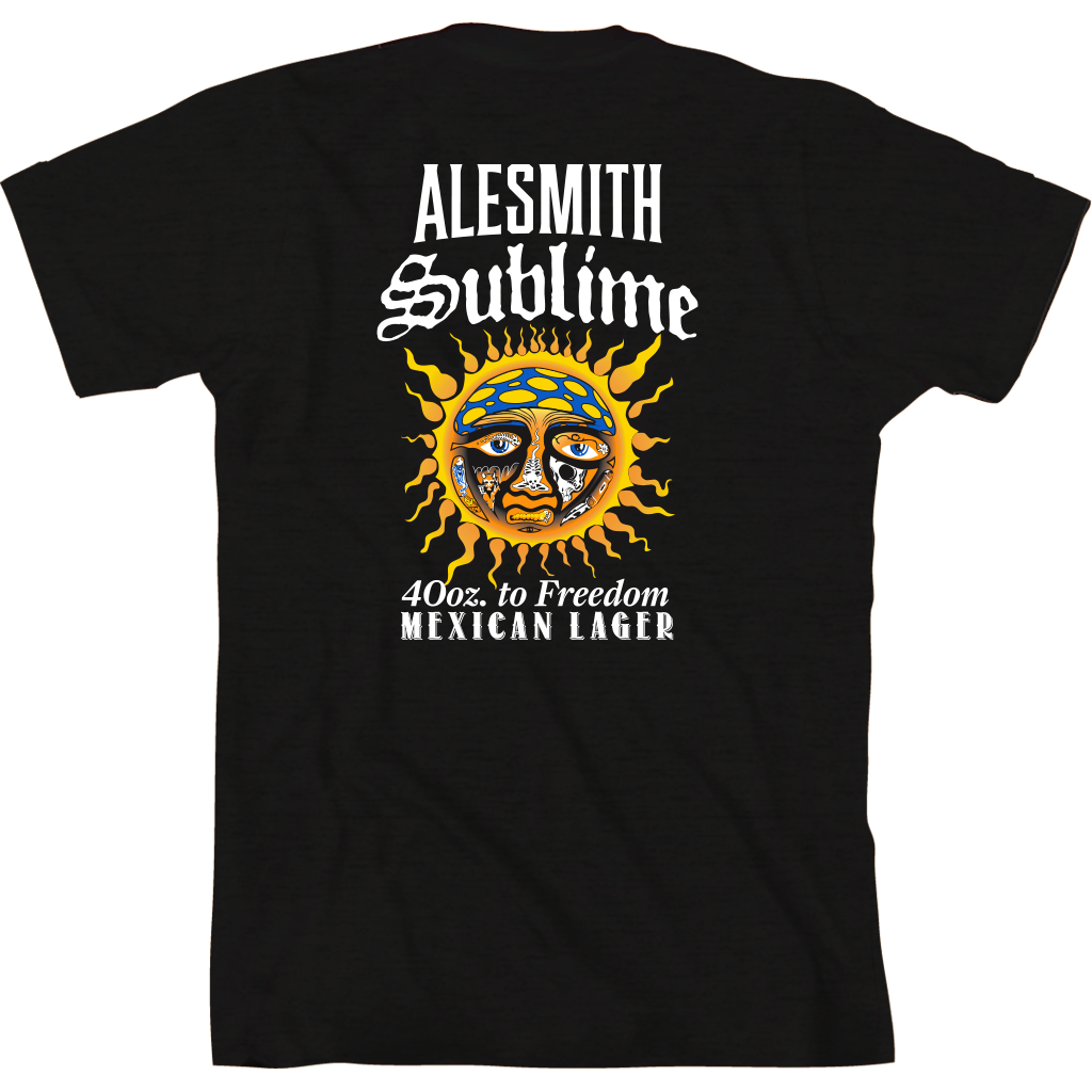 Sublime T-Shirt - Alesmith Brewing Company