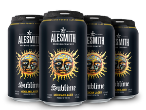 Sublime Mexican Lager (5.2% ABV) 12oz Cans - AleSmith Brewing Co.