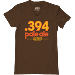 Load image into Gallery viewer, .394 San Diego Pale Ale Women's V-Neck - AleSmith Brewing Co.