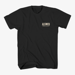 Load image into Gallery viewer, Black Hand-Forged Tee - Alesmith Brewing Company