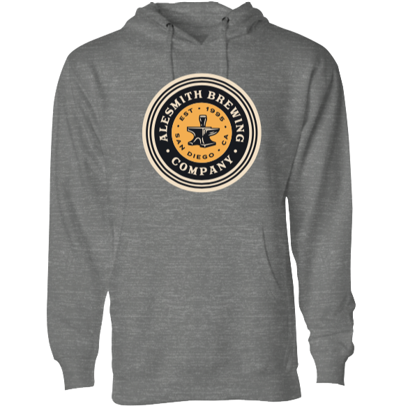 Bottle Cap Hoodie - Alesmith Brewing Company