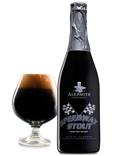 Speedway Stout (12% ABV) - Alesmith Brewing Company