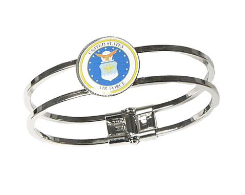 Air Force Industrial Bracelet