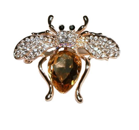 Bee Broach Pin