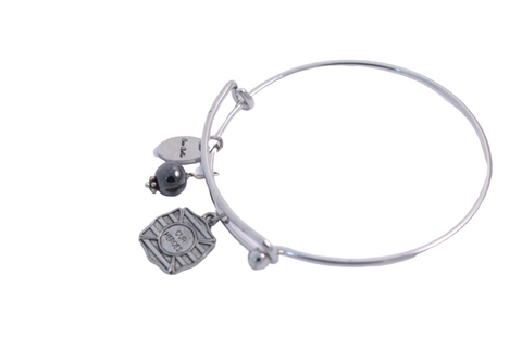 Themed Charm Bangle Bracelets