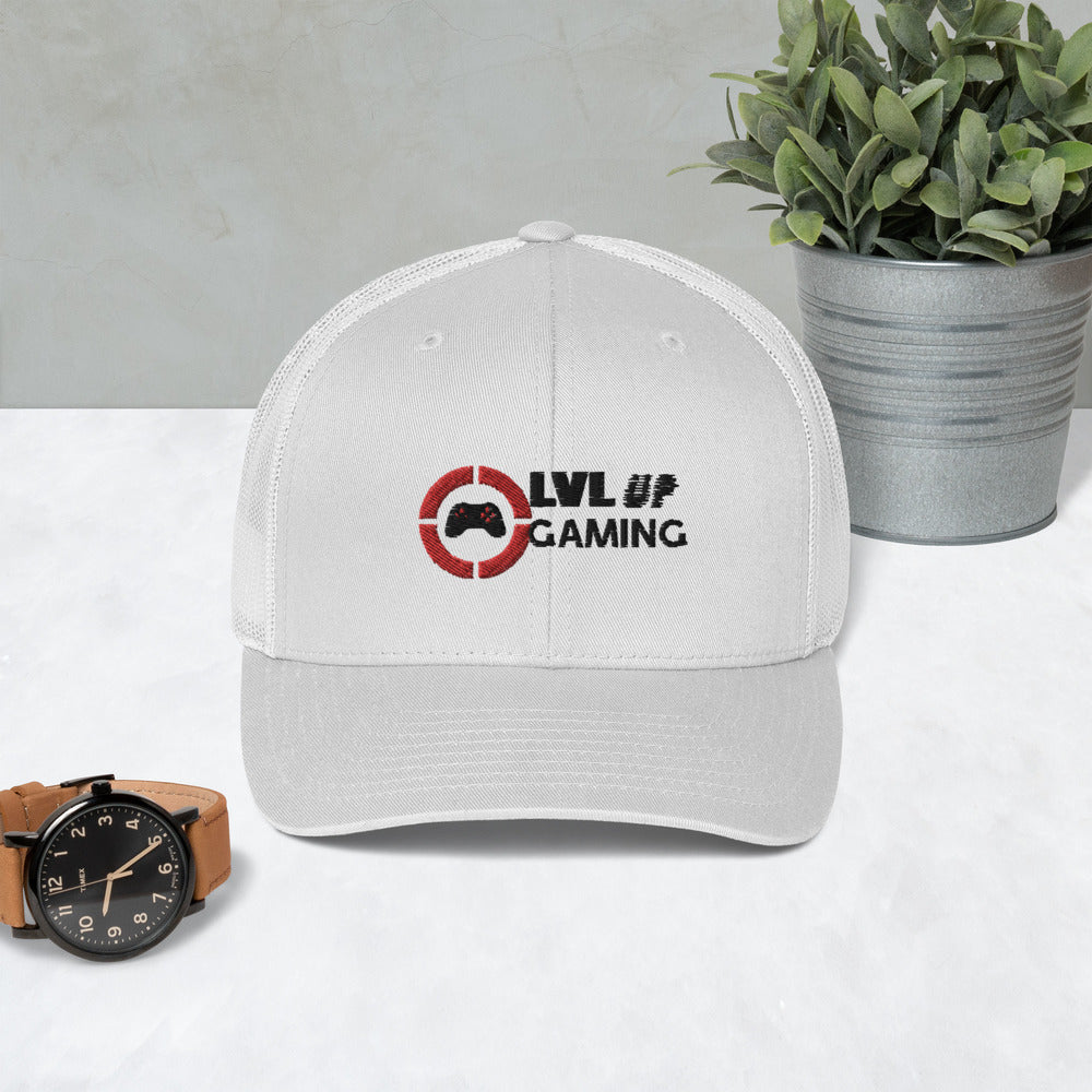 LVL UP Trucker Cap