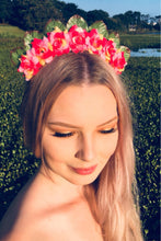 Load image into Gallery viewer, Sandy Flower Crown