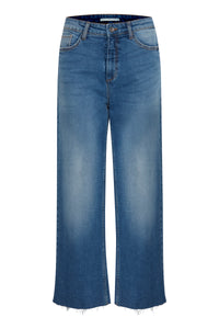 B.Young Kato Locca Wide Leg Jeans