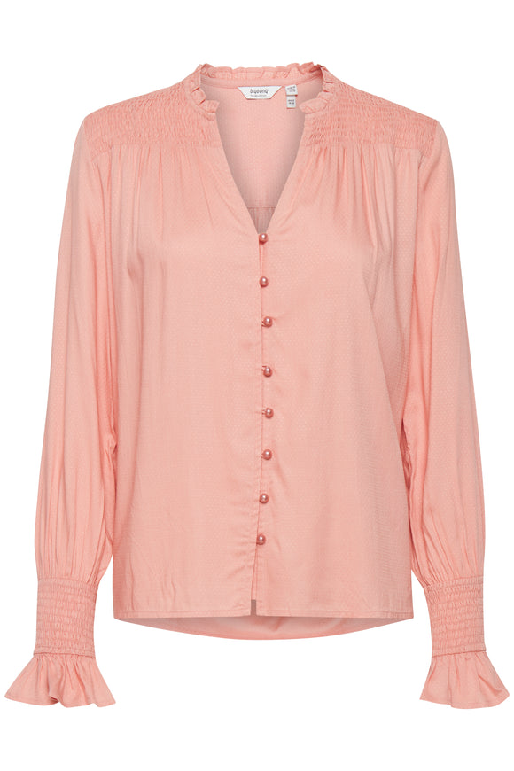B.Young Imo Smock Blouse