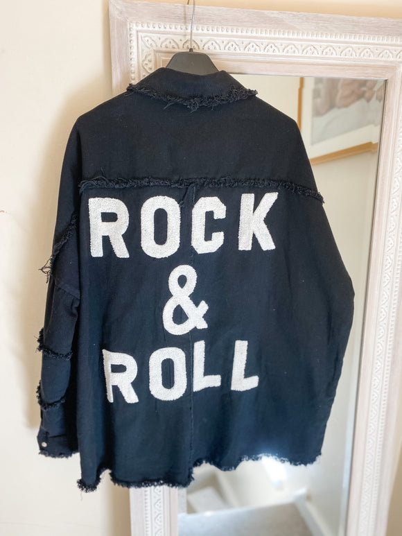 Rock & Roll Shacket
