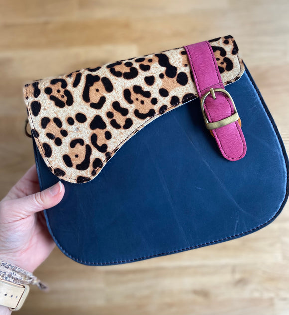 Animal Print 'Darcy' bag