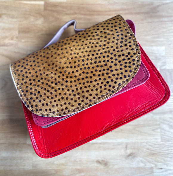 Animal Print 'Hana' bag