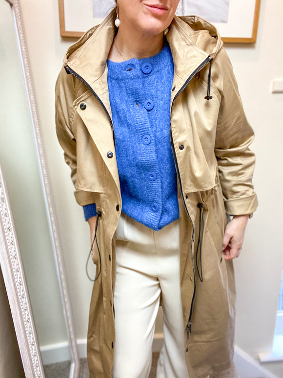 B.Young Cabrie Trench Coat
