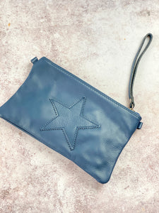 Star Wristlet/ Crossbody