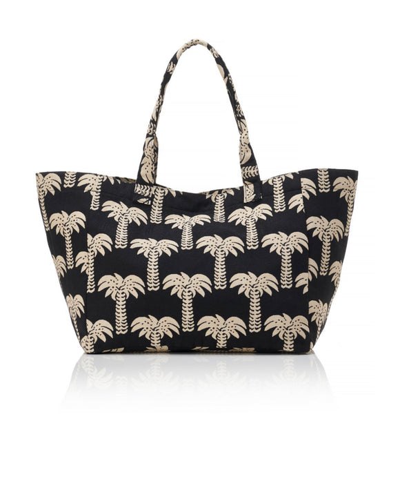Beach Tote Palm Trees