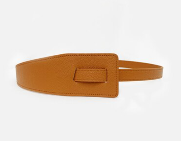 Kobi waist belt tan