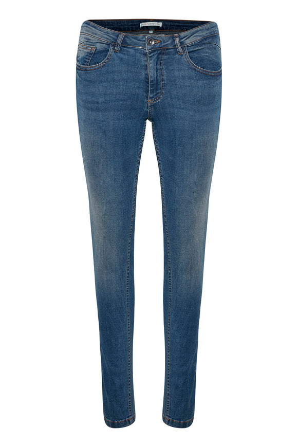 B.Young Lola Luni Jeans- Antique Blue
