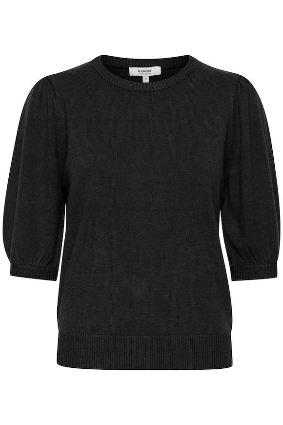 B.Young Nonina Puff Sleeve Jumper