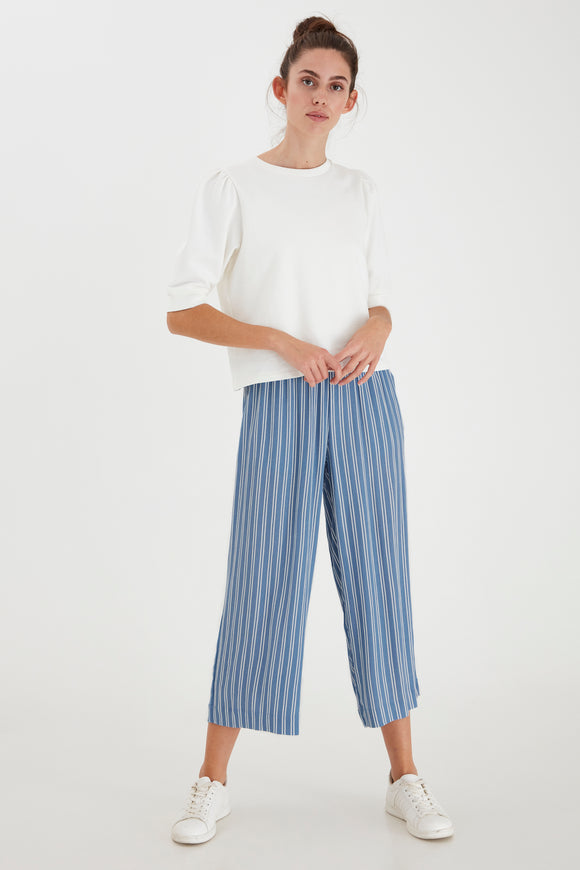 ICHI Marrakech Stripey Pants