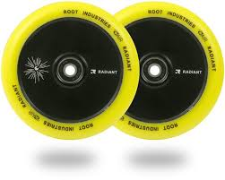 Root Industries AIR Radiant Wheel Set Yellow