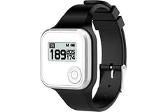 Golf Buddy Voice 2 Talking GPS (white) + Black silicon wristband
