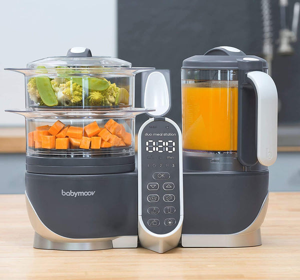 6 in 1 Food Processor with Steam Cooker