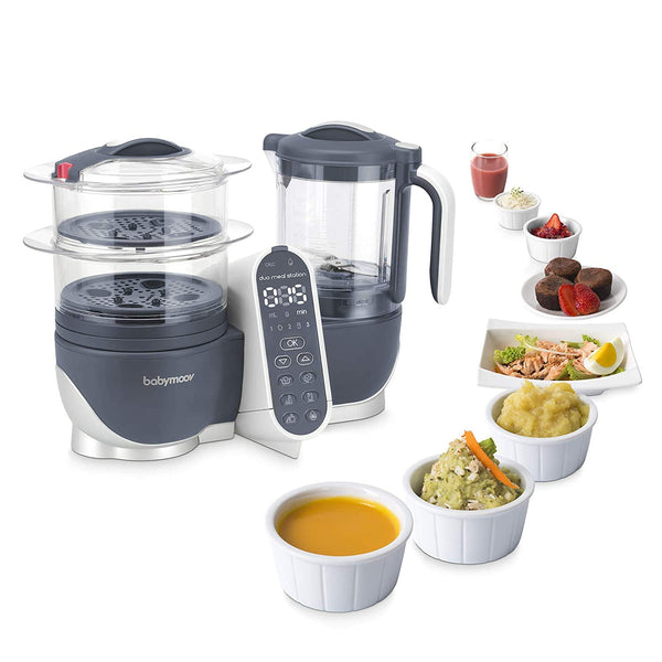 Duo Meal Station-Baby Moov- Food Maker
