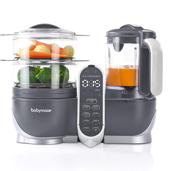 6 in 1 food maker by baby moov