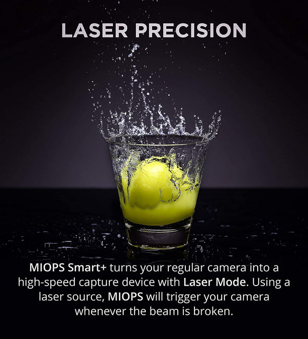 MIOPS Smart Standalone and Smartphone Controllable Camera FOR CANON