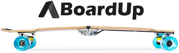BoardUp: The Portable Mini Skateboard Longboard for Commute and Travel
