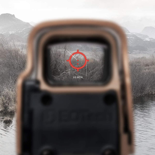 EOTECH EXPS3 Holographic Weapon Sight - EXPS3-2TAN