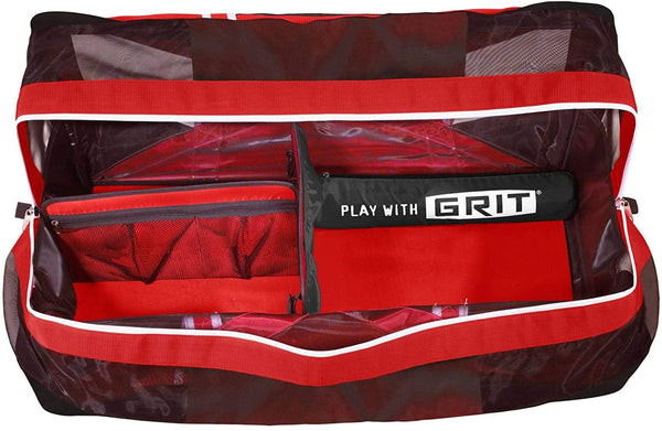 Grit Inc. Airbox Multi-Sport Carry Mesh Duffle Bag 36