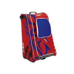"Grit Inc HTFX Hockey Tower 33"" Wheeled Equipment Bag Red HTFX033-MO (Montreal)"