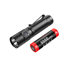 Klarus G15 4000 Lumens Ultra-Bright Compact Rechargeable EDC Flashlight