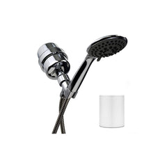 Propur Chrome Shower Filter W massage Head